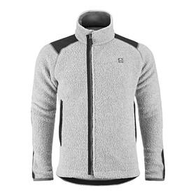 Klättermusen M's Skoll Zip Jacket Light Grey